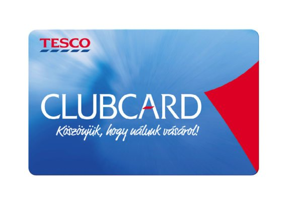 Tesco Club Card